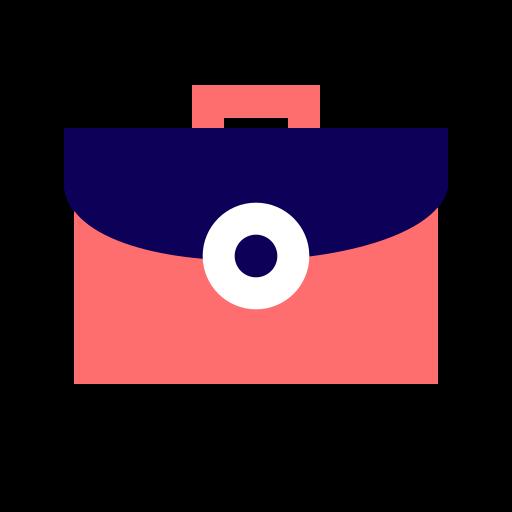 bag, briefcase, business, designer, office, suitcase, work icon