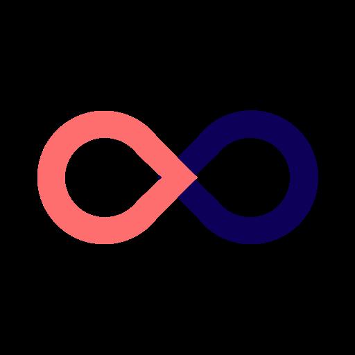 cycle, infinite, infinity, loop, refresh, repeat, sync icon