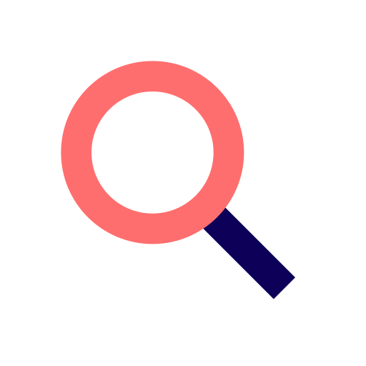 find, lens, magnifier, magnifying, magnifying glass, search, seo, view, zoom icon
