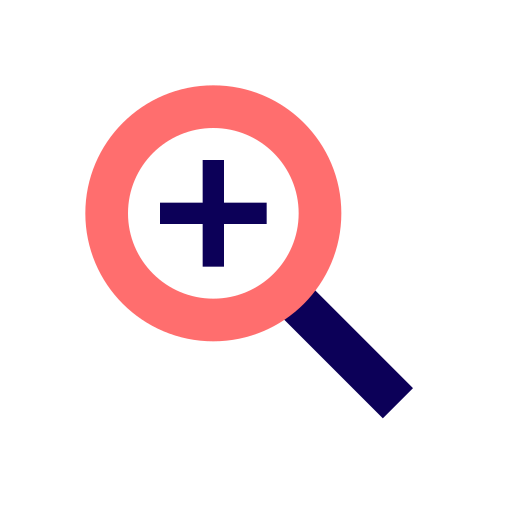 find, glass, lens, magnifier, magnifying, magnifying glass, optimization, search, seo, view, zoom icon