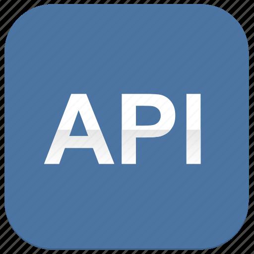 api, code, coding, programming, vk, vkontakte icon