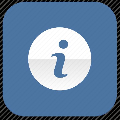 data, info, network, social, vkontakte icon