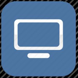 format, monitor, pc, vkontakte icon