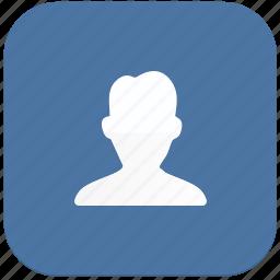 api, login, man, person, profile, vkontakte icon