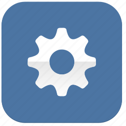network, options, settings, social, vkontakte icon