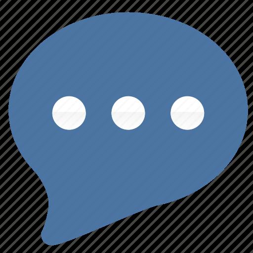 comment, dialog, im, message, vk, vkontakte icon