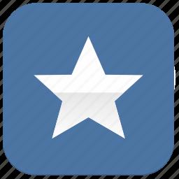 api, favorite, star, vk, vkontakte icon