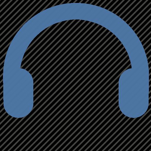 headphones, listen, music, vkontakte icon