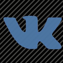 api, logo, network, new, social, vk, vkontakte icon