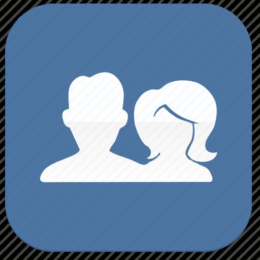 audience, network, social, target, vkontakte icon