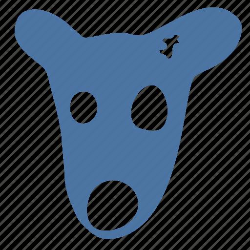 api, broken, dog, sign, vk, vkontakte icon