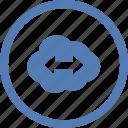 cloud, convert, convertation, file, format, service, vk icon
