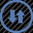 change, items, list, order, position, vk, vkontakte icon