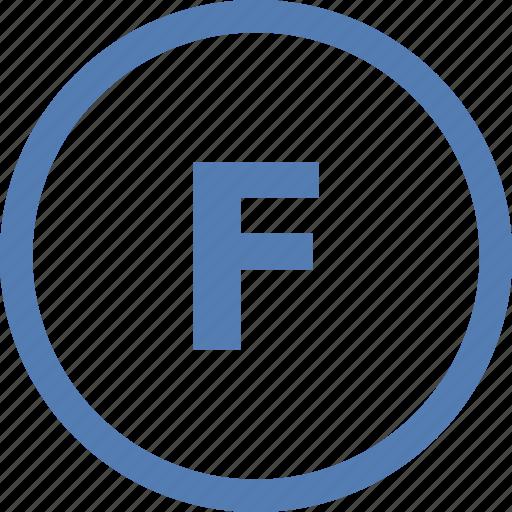 f, finish, game, letter, vk, vkontakte icon