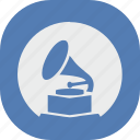 grammy, listen, music, sound, vk, vkontakte icon