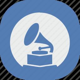 grammy, listen, music, sound, vk, vkontakte icon