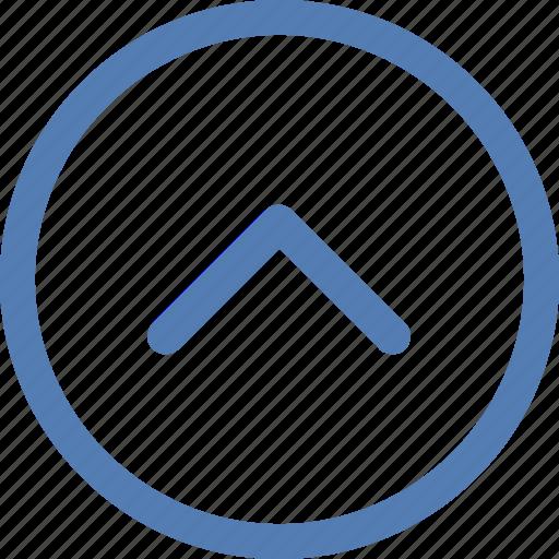 arrow, navigation, top, up, vk, vkontakte icon