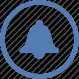 alarm, bell, ring, signal, signalization, vk, vkontakte icon