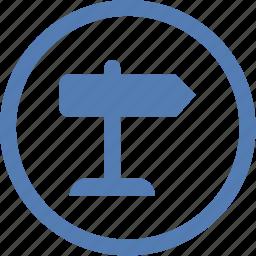 geo, location, pointer, street, vk, vkontakte icon