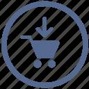 add, cart, keyboard, shop, shopping, vk icon