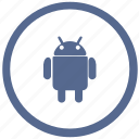 android, function, keyboard, robot, vk icon