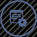 api, gear, program, settings, vk, window icon