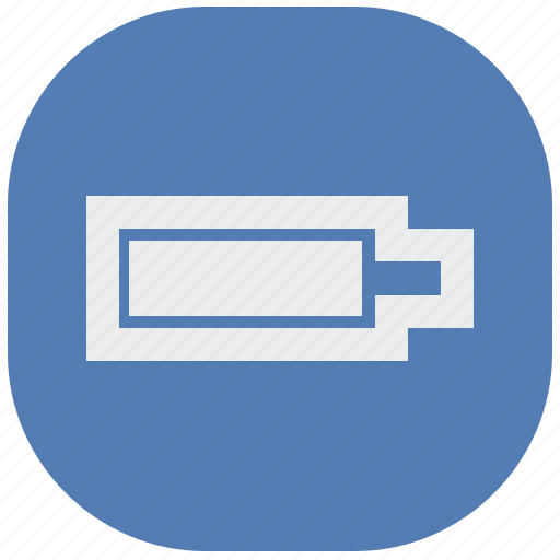 app, battery, charge, electric, mobile, vk, vkontakte icon