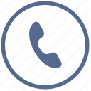 call, dial, dialog, function, mobile, phone, vk icon