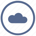 cloud, innovation, server, technology, vk icon