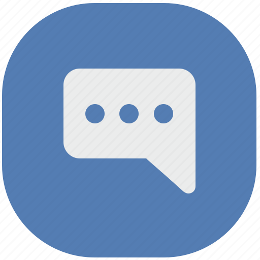 comment, dialog, message, vk, vkontakte icon