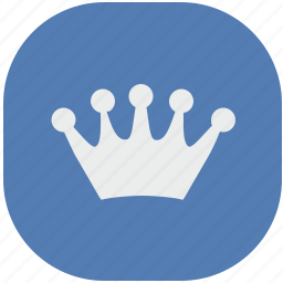 app, crown, king, service, vk, vkontakte icon