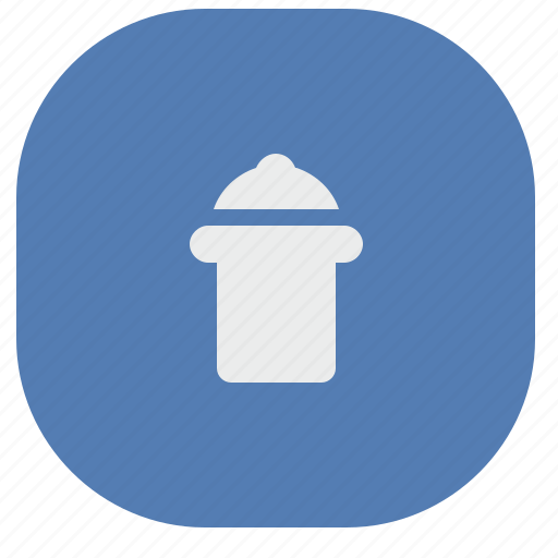 app, delete, garbage, trash, vk, vkontakte icon