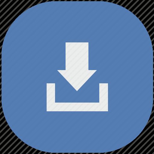 download, file, function, vk, vkontakte icon