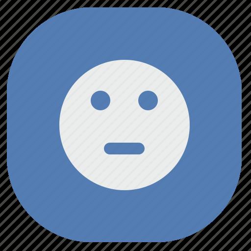 app, emo, emotion, face, mobile, vk, vkontakte icon