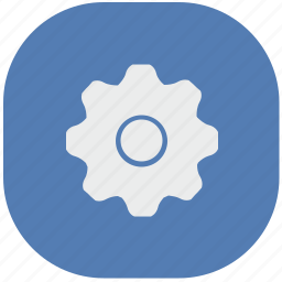 gear, options, settings, vk, vkontakte icon
