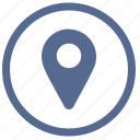 geo, location, point, tag, vk icon