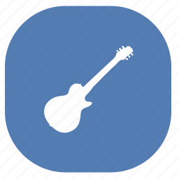 guitar, like, music, rock, vk, vkontakte icon
