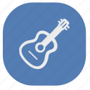 guitar, music, play, rock, vk, vkontakte icon