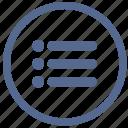 function, keyboard, list, navigation, vkontakte icon