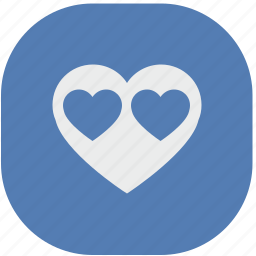 heart, like, love, romantic, sex, vk, vkontakte icon