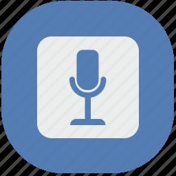 karaoke, mic, microphone, record, sing, vk, vkontakte icon