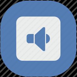 music, play, sound, vk, vkontakte icon