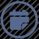 calendar, date, plan, planning, vkontakte icon
