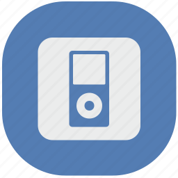 ipod, music, play, player, sound, vk, vkontakte icon