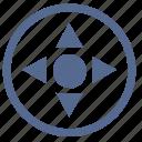 cursor, function, instrument, navigation, position, vkontakte icon