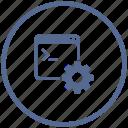 api, code, program, settings, vk, window icon