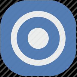 choice, choose, element, point, radiobutton, vk, vkontakte icon