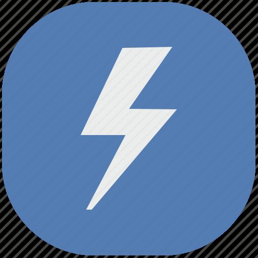 electric, electricity, error, message, shock, vk, vkontakte icon