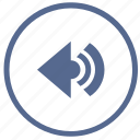 device, music, sound, speaker, vkontakte, volume icon