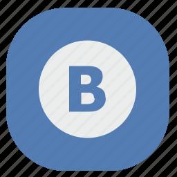 app, label, mobile, service, vk, vkontakte icon